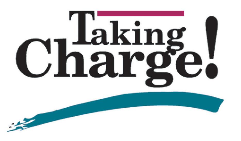 Taking Charge Logo